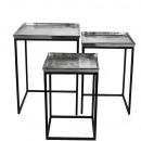 mesa de metal